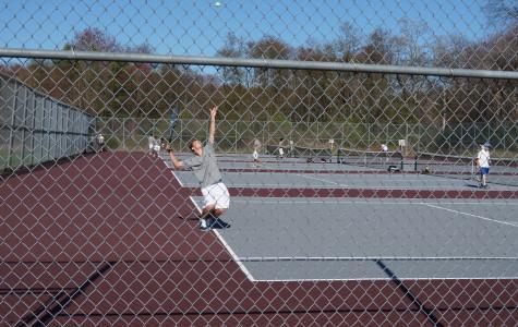 Boys' Tennis Swinging Their Way To Success