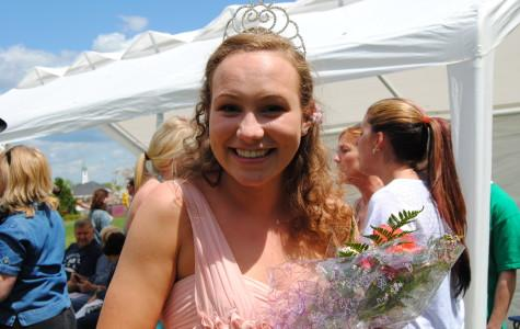 Detolla crowned festival Queen