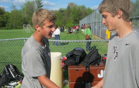 Photos: Boys' Tennis dominates AB