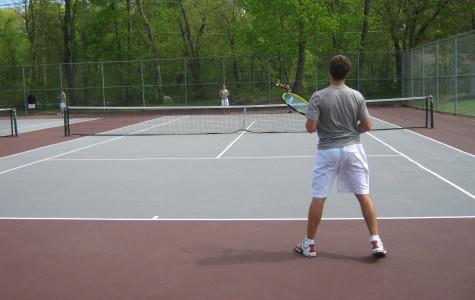 Doubles lead boys' tennis