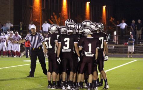 WA football takes the field