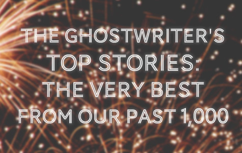 The Ghostwriter's 1000th post