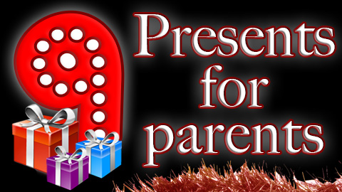 9 presents for parents