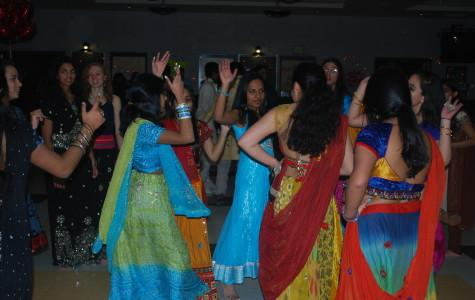 HOSA dances away at the Garba