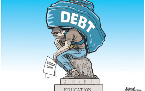 The national issue of college debt