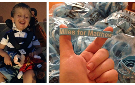 Miles for Matthew