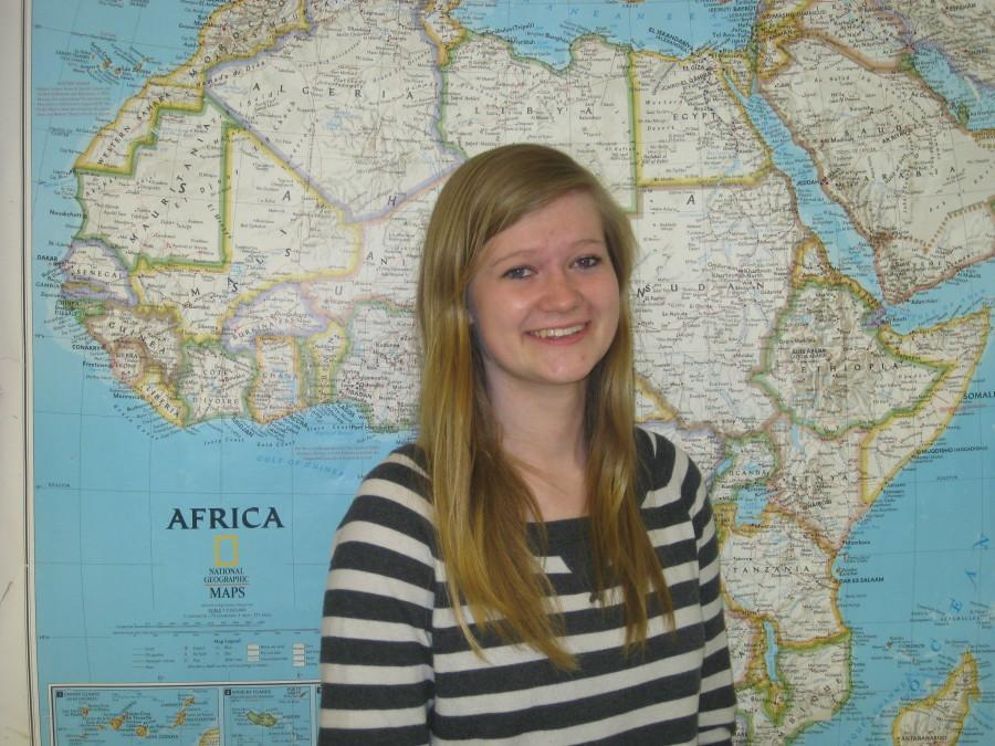 Welch headed to Africa