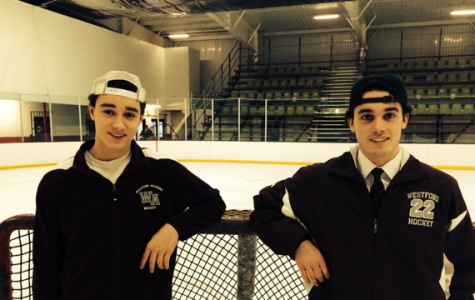Curran brothers skate for cure
