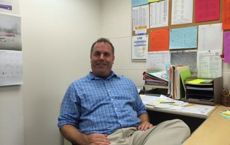 Meet guidance counselor Doherty