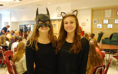 Slideshow: Halloween and PJ Day