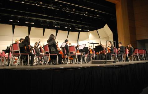 Musicians Perform in Winter Concert
