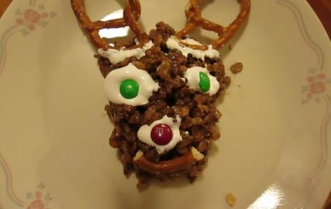 Holiday dessert: Rudolf Crispies