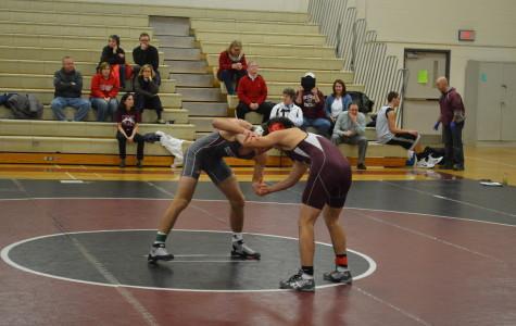 Photos: WA wrestling bests CC