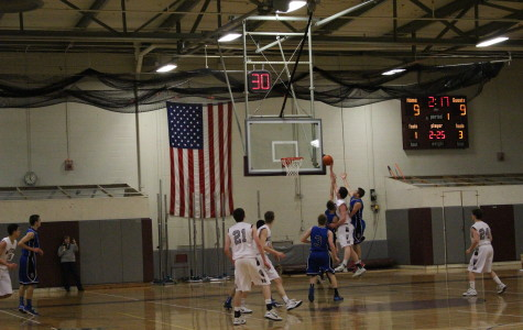 Boys' basketball beats out Bedford