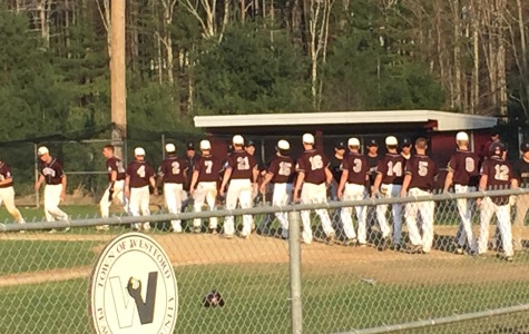 Ghost's Baseball falls to Weston 8-4