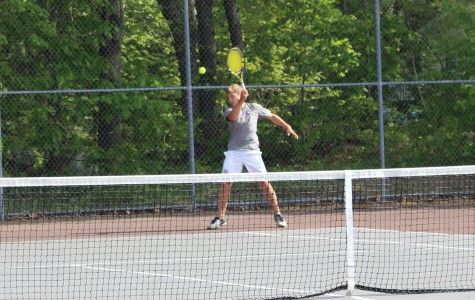 Concord-Carlisle beats out WA Boys' Tennis