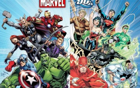 Marvel dominates over DC Comics