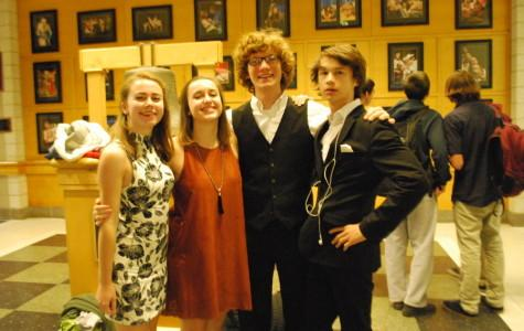 Pictures: Formal Day!