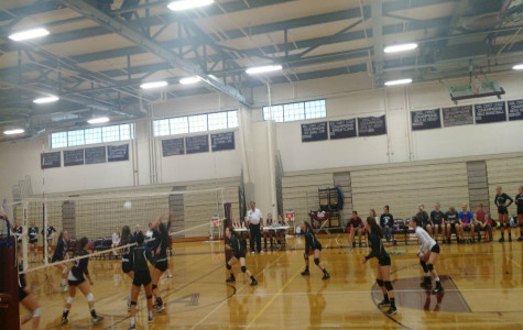 Girls' Volleyball defeated by Lincoln Sudbury