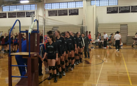 Girls' volleyball loses 3-0
