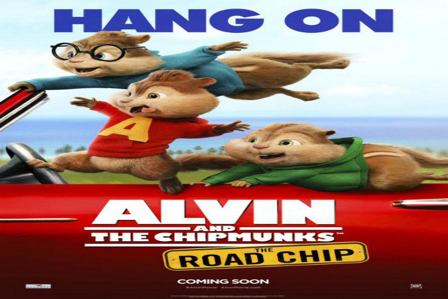 The Roadchip Disappoints Chipmunks Everywhere Wa Ghostwriter