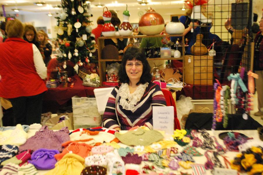 Laura+Codyer+representing+Laura%27s+Handmade+Gifts