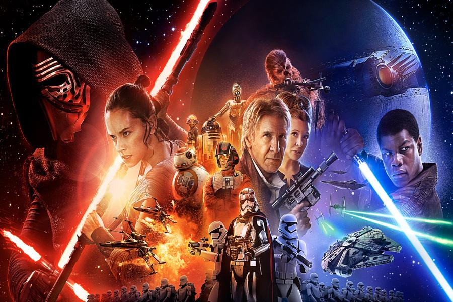 The Force Awakens is one of the best Star Wars movies yet.
