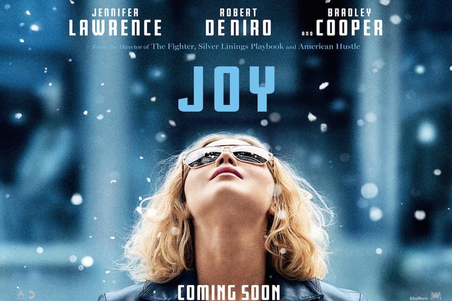 New movie brings Joy to audience