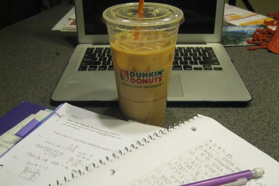 Click here to read about students experiences with caffeine.