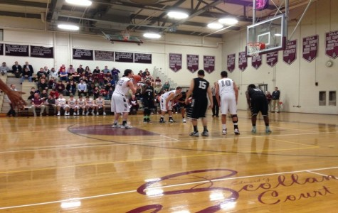 Boys' basketball's strong second half leads to victory vs Boston Latin