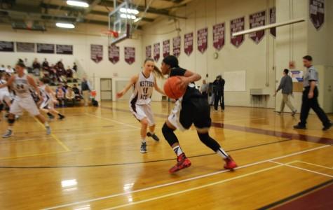WA Girls' Basketball defeats Cambridge R&L