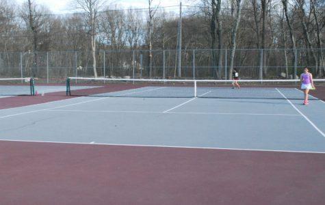 WA girls' tennis smacks Chelmsford