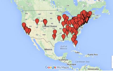 Class of 2016 post graduate destinations