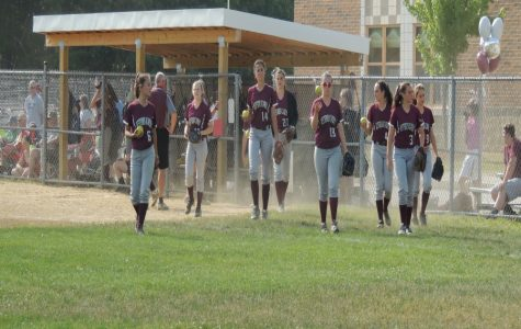 Girl's softball season ends