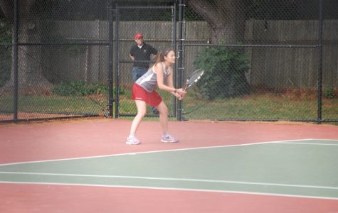 Photos: WA Girls' Tennis loses vs. Wellesley