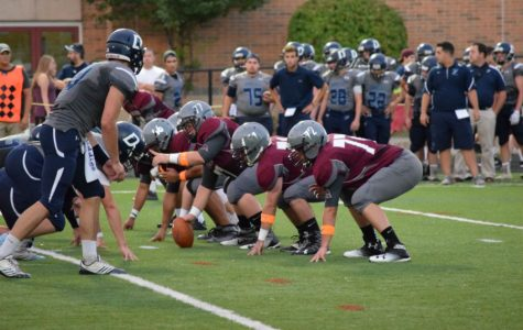 WA Varsity Football defeats Dracut 21-18 in season opener