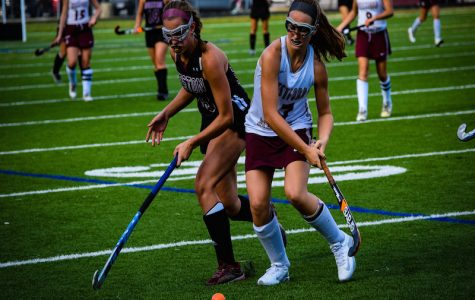 Photos: Girls' Varsity field hockey opener