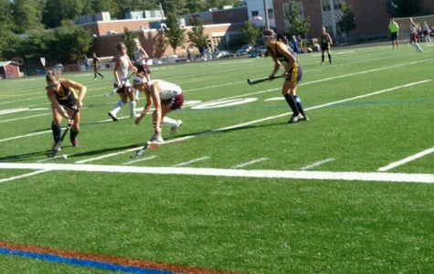 WA Girls' Field Hockey defeats Acton-Boxborough