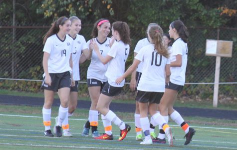 Photos: Girls' Soccer advances to playoffs with win