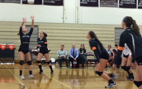 Girls' Volleyball wins over South Worcester