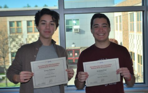 Bellone and Friel awarded at convention