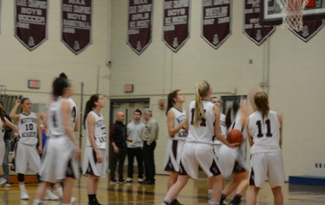 Girls' Basketball comes away with a 76-51 win vs. L-S