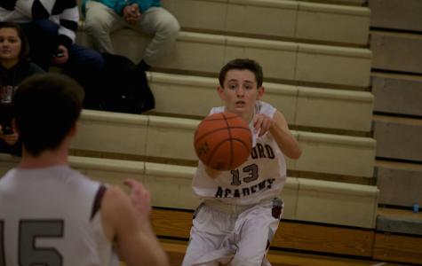 WA Boy's Basketball loses to Cambridge Rindge and Latin 70 – 28