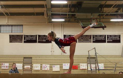 WA Gymnastics is on a roll this season