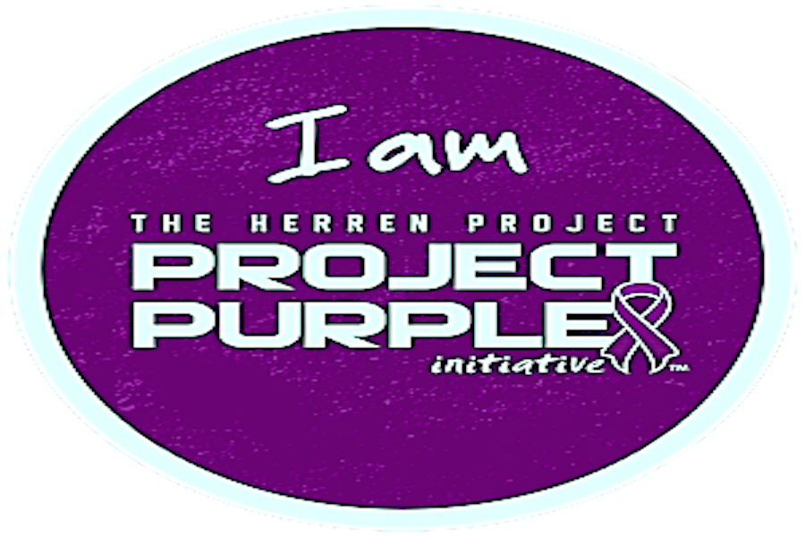 Project Purple logo
