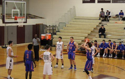 Boys' Basketball loses to Newton South
