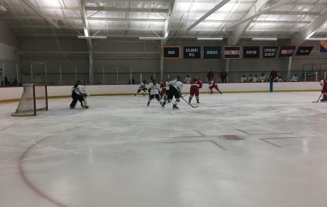 Girls' hockey takes down Waltham 5-2