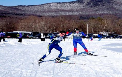 Sean Doherty places 6th place in state skiing race