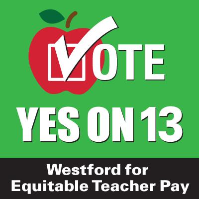 Preserve Westford Schools: Vote Yes on Prop 2 1/2