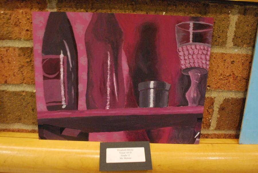 Painting+done+by+Elizabeth+Deloia%2C+Senior+taking+Visual+Art+II